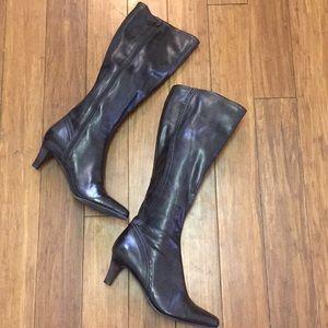 East 5th heeled dress boots.